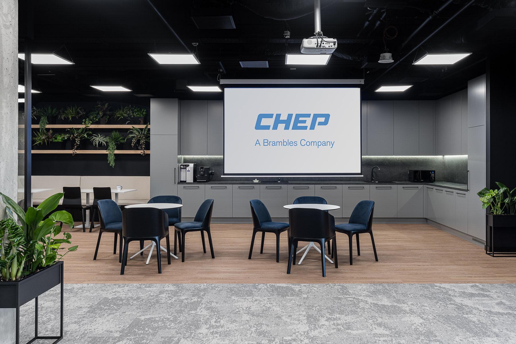 A Tour Of CHEP Polska's Biophilic Warsaw Office
