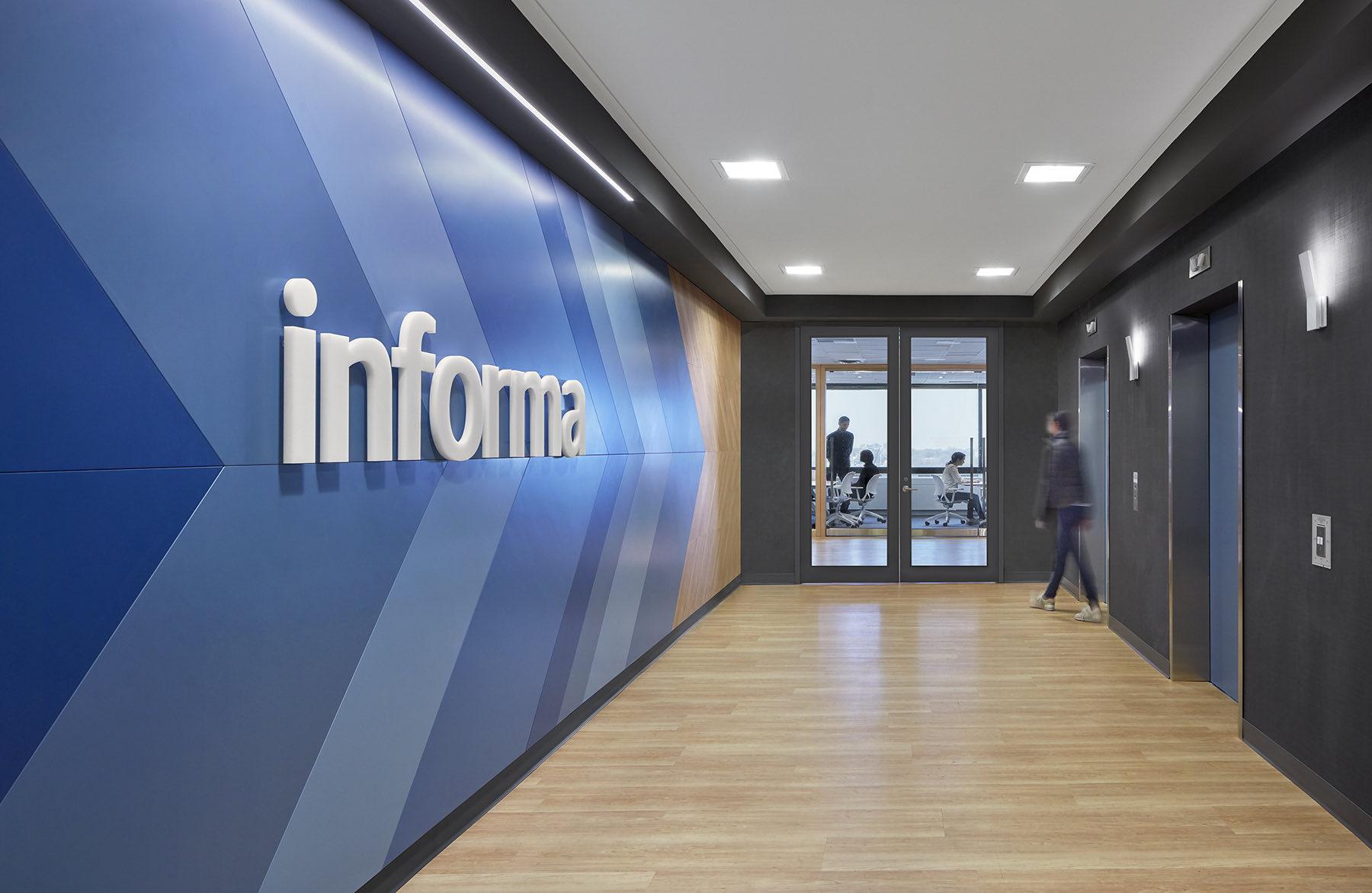 A Tour of Informa's Modern Toronto Office
