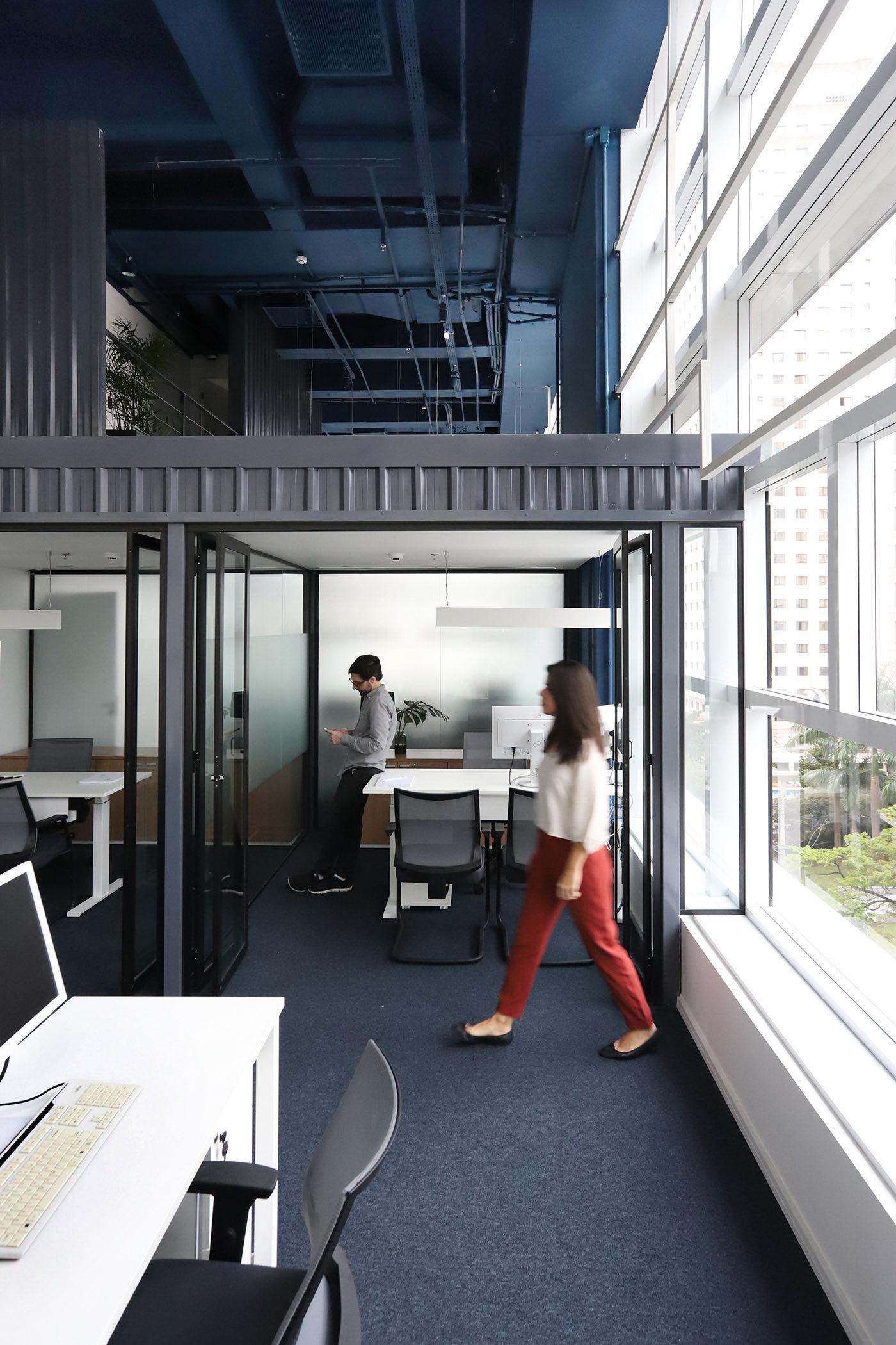 A Tour Of Lufthansa's New São Paulo Office