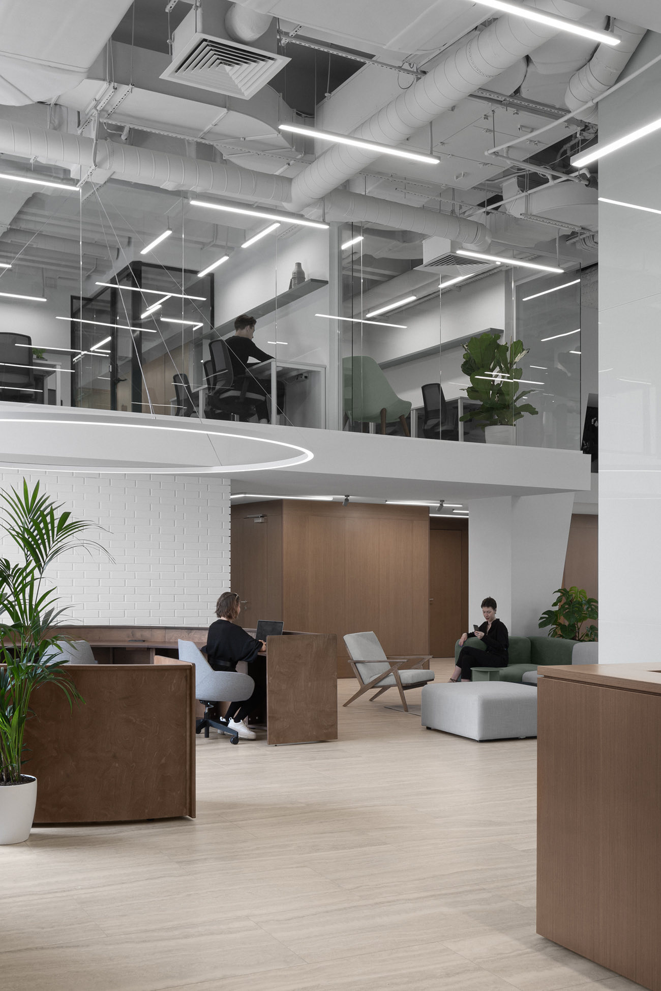 A Tour Of Praktik's Moscow Coworking Space