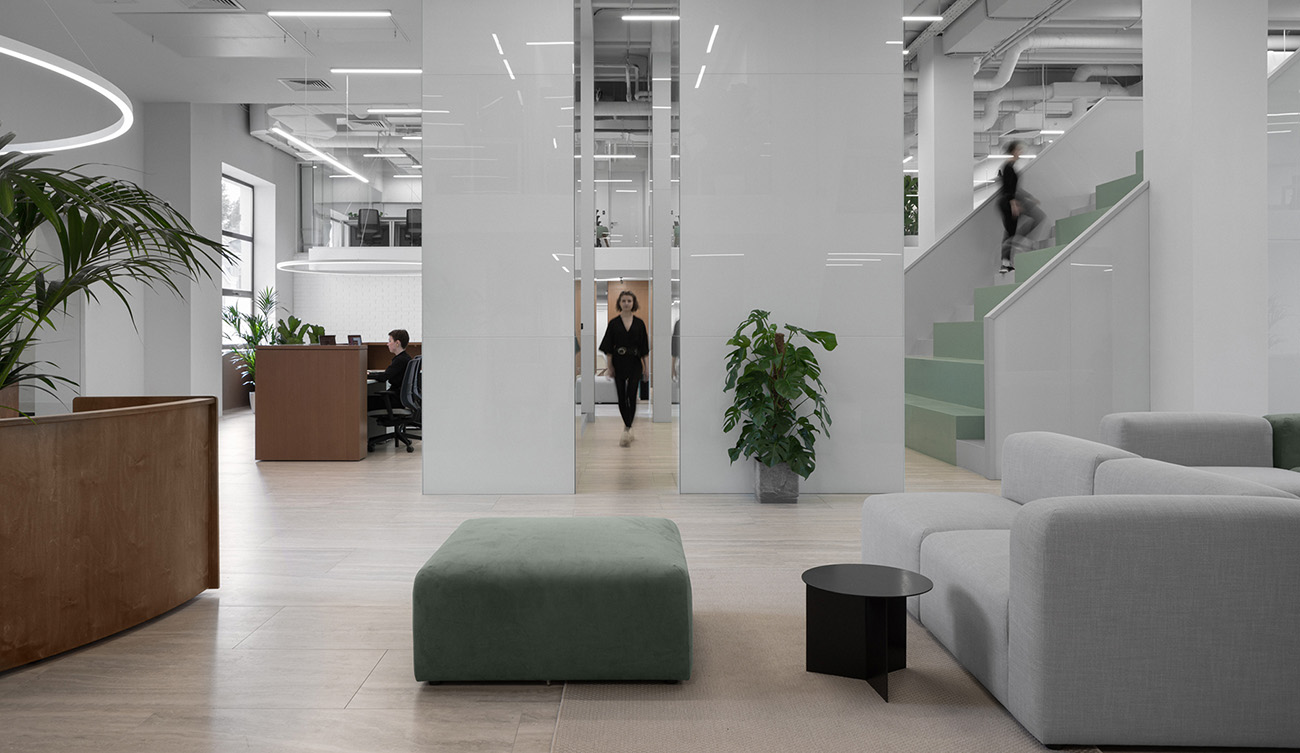 A Tour of Praktik's Moscow Coworking Space