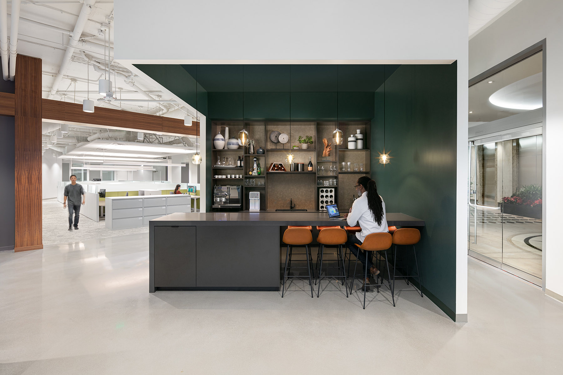 A Look Inside Prologis' New El Segundo Office