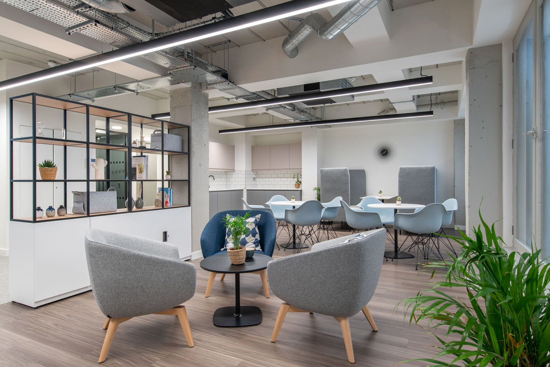 Inside The New Offices of WSS in London