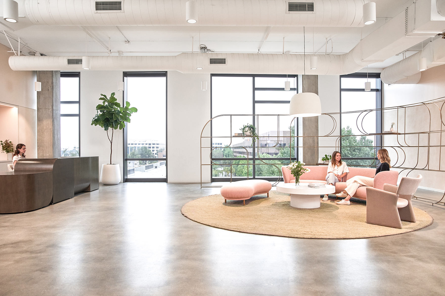 A Tour of Goop's New Santa Monica Office