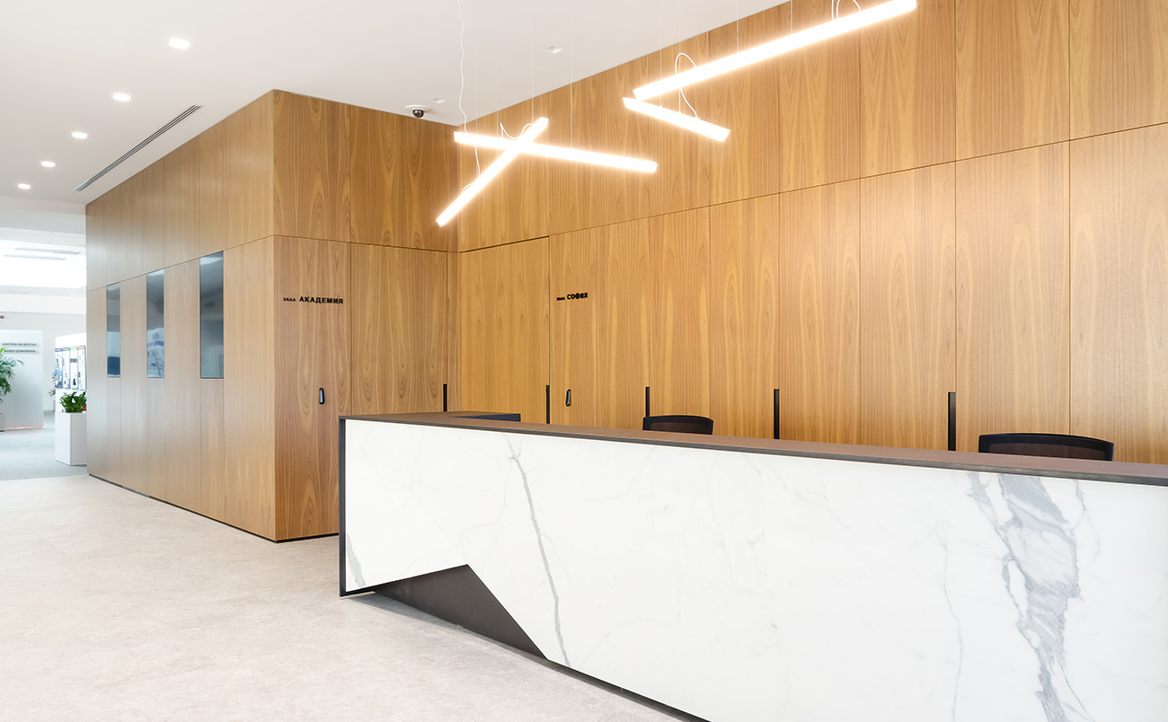 A Look Inside Sectron's New Sofia Office