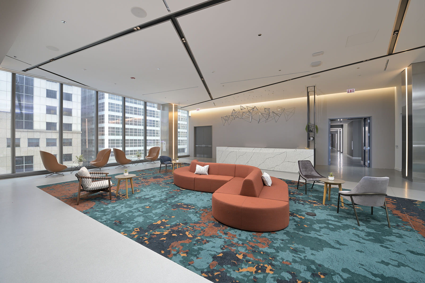 A Tour of 110 North Wacker Drive's Office Building in Chicago