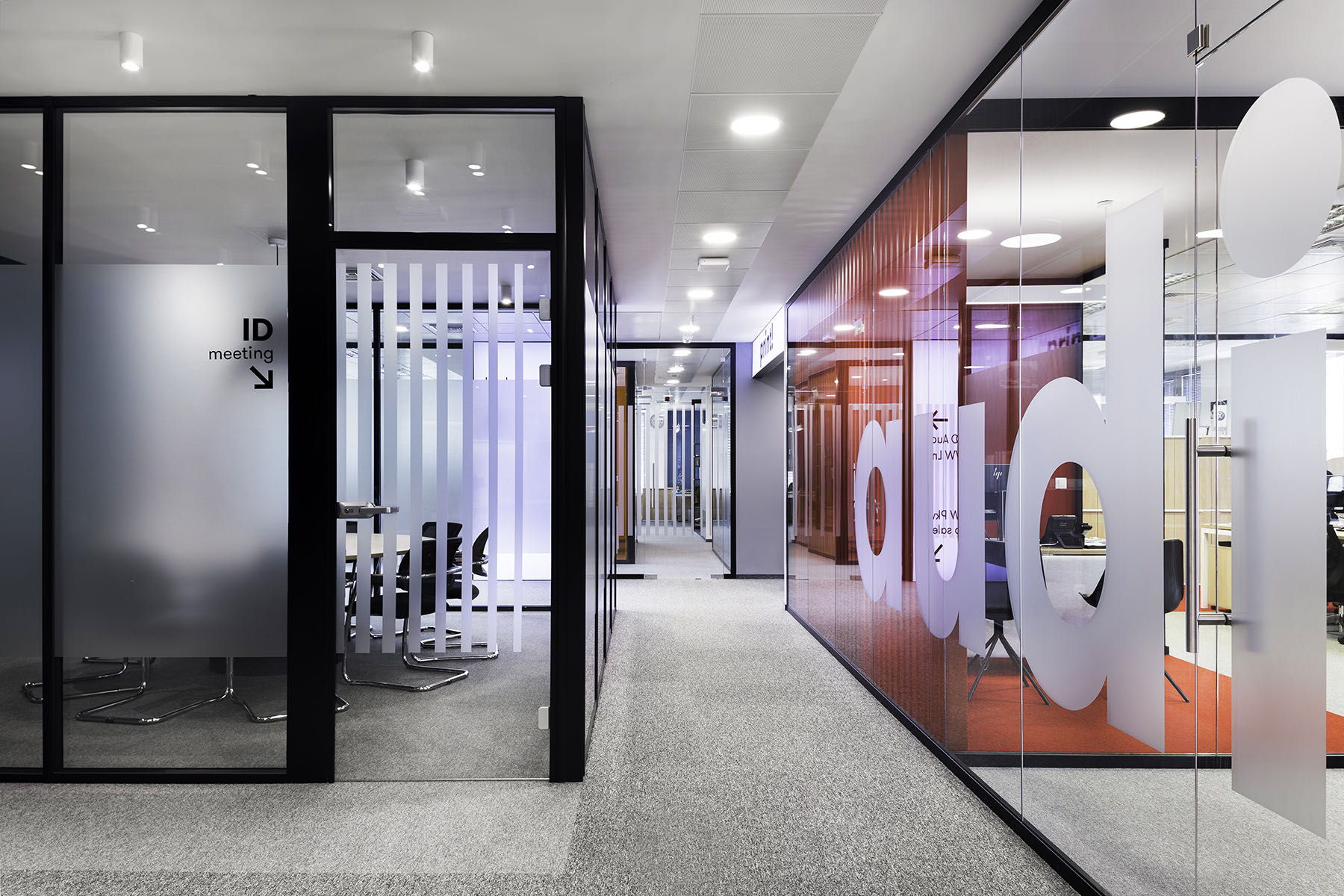 Inside The New Offices of Porsche BG in Sofia