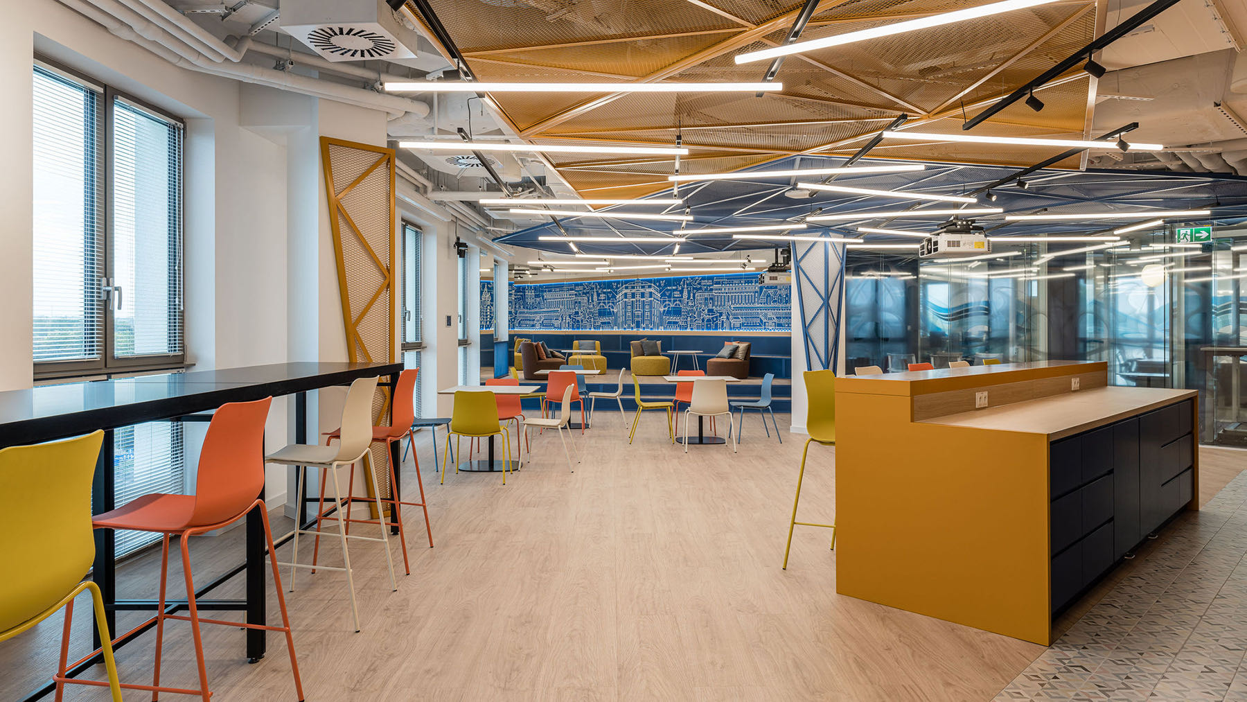 A Look Inside Autodesk's Sleek New Krakow Office