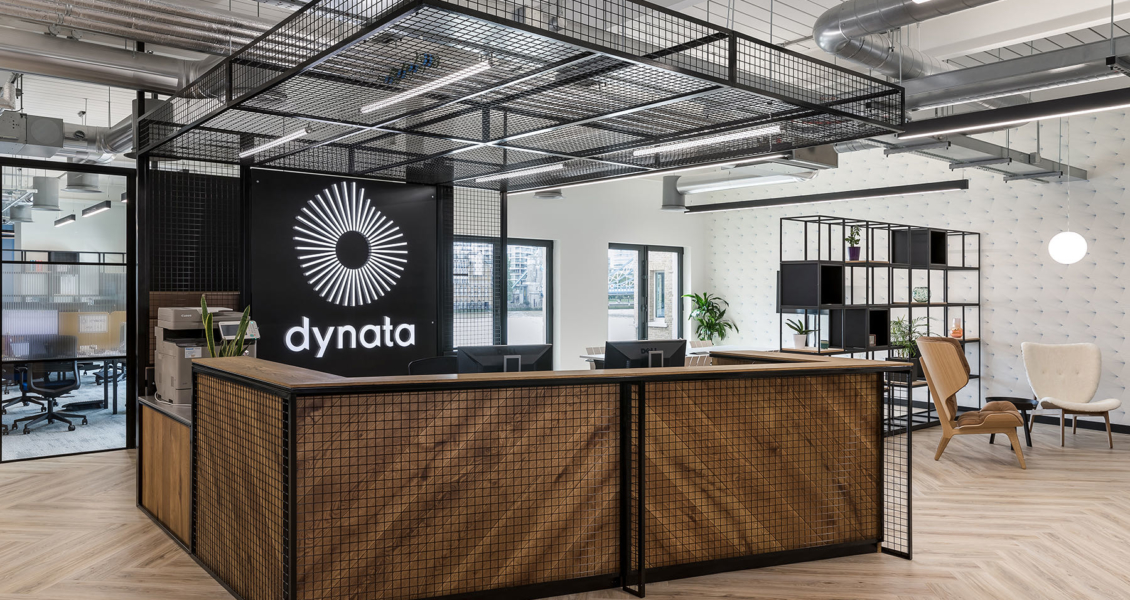 A Tour of Dynata's Modern London Office
