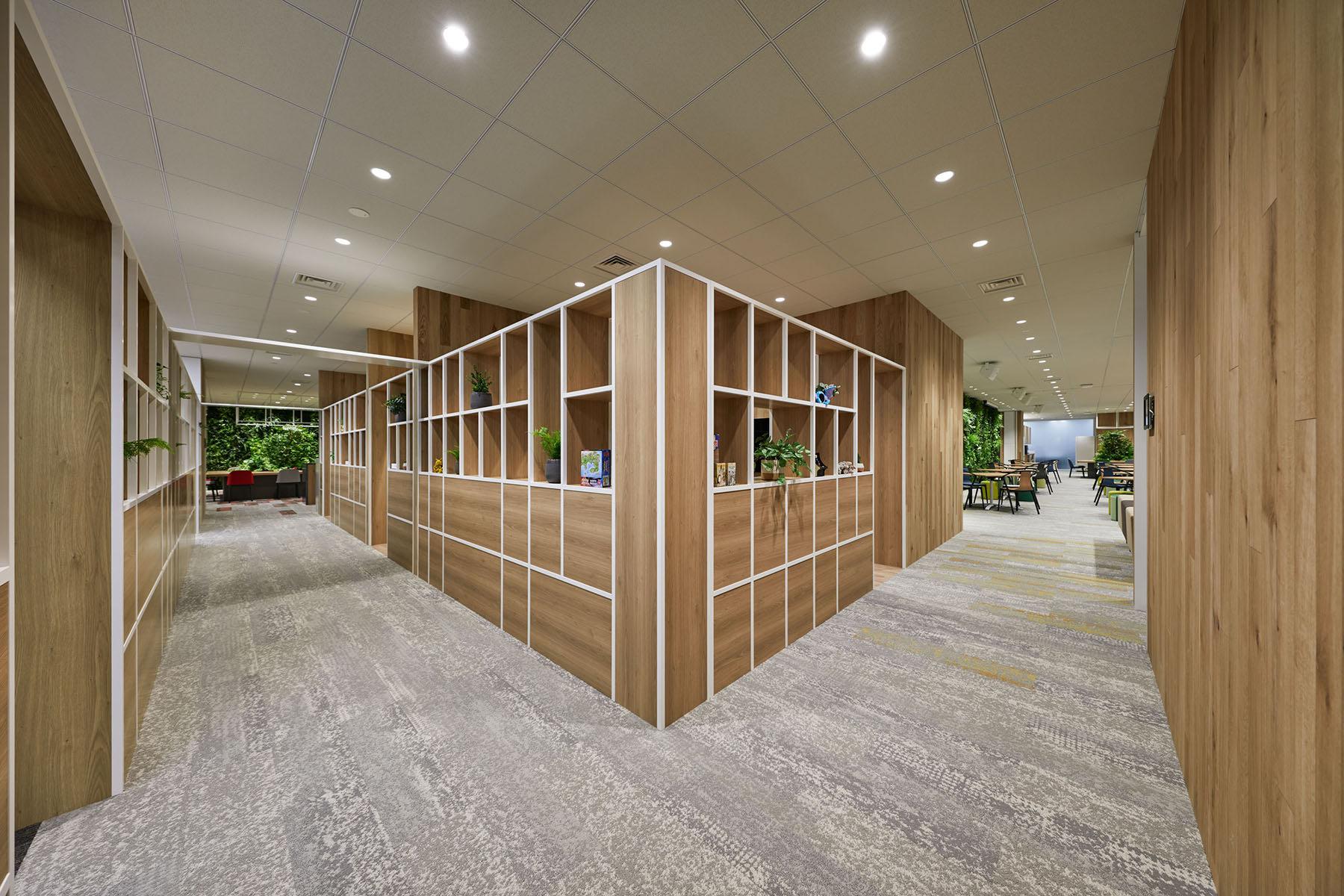 Inside Game Freak's Biophilic Tokyo Office