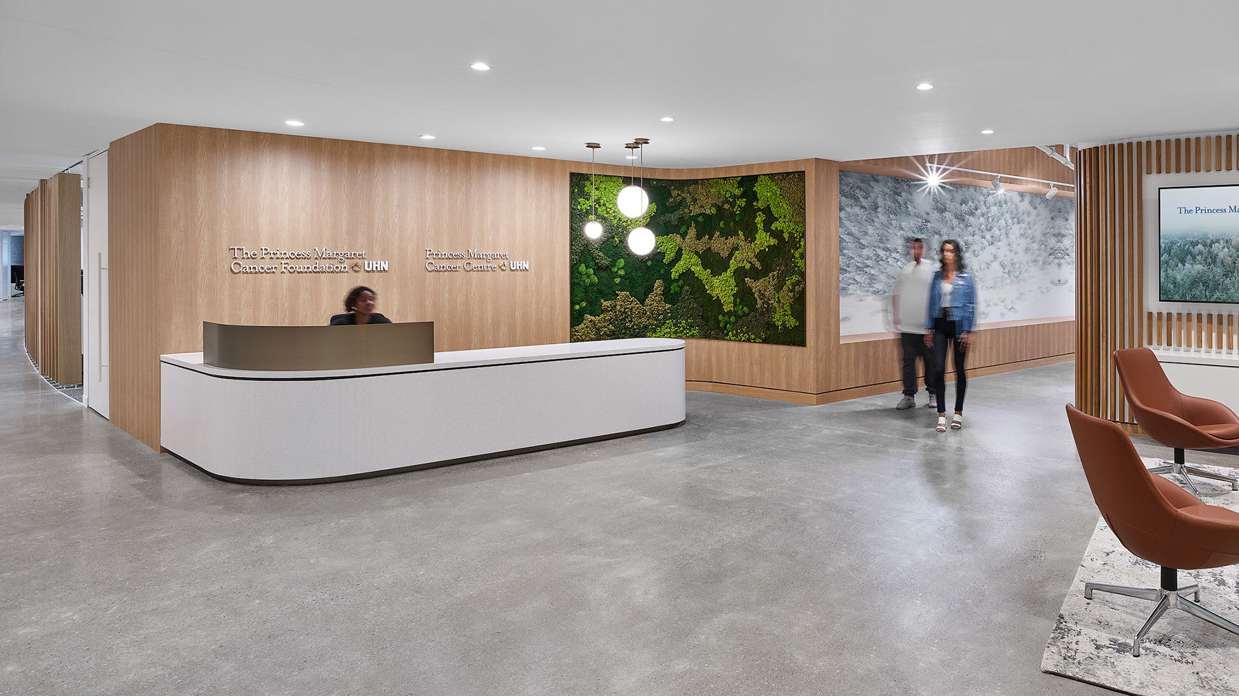 Inside Princess Margaret Cancer Foundation's New Toronto Offices
