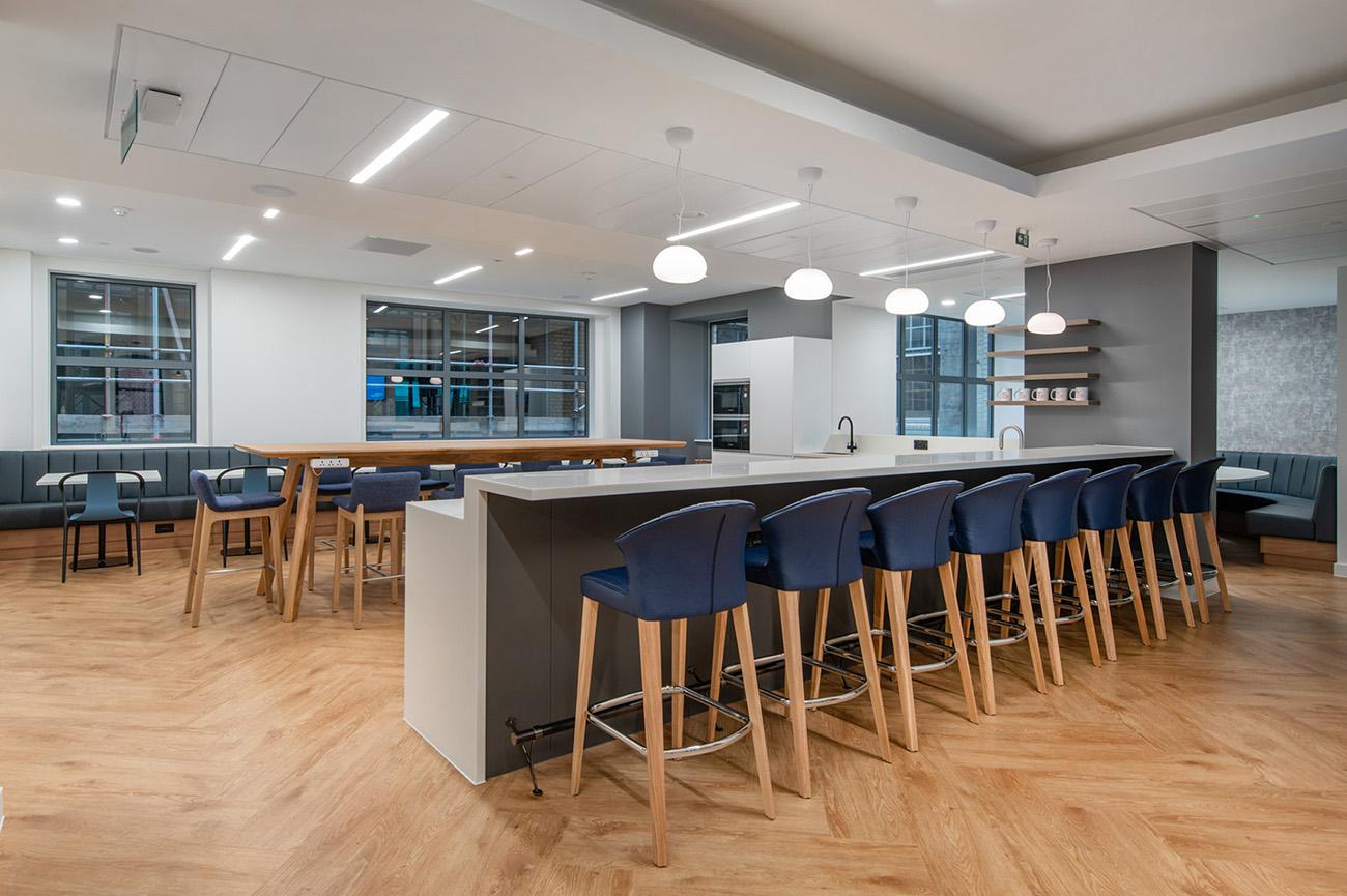 A Peek Inside Polen Capital's New London Office