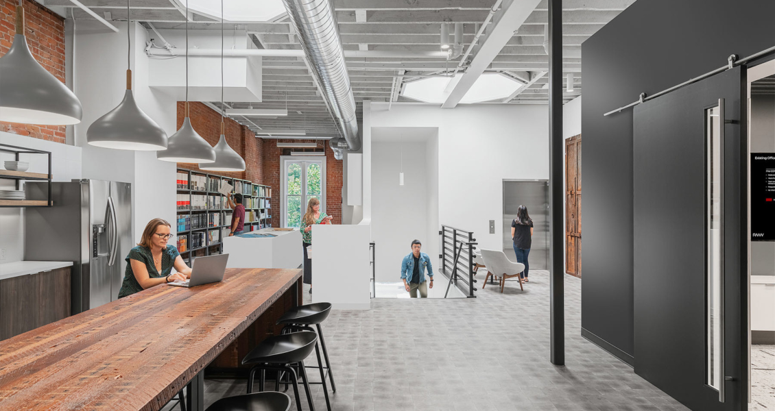 A Look Inside RMW's New San Jose Office
