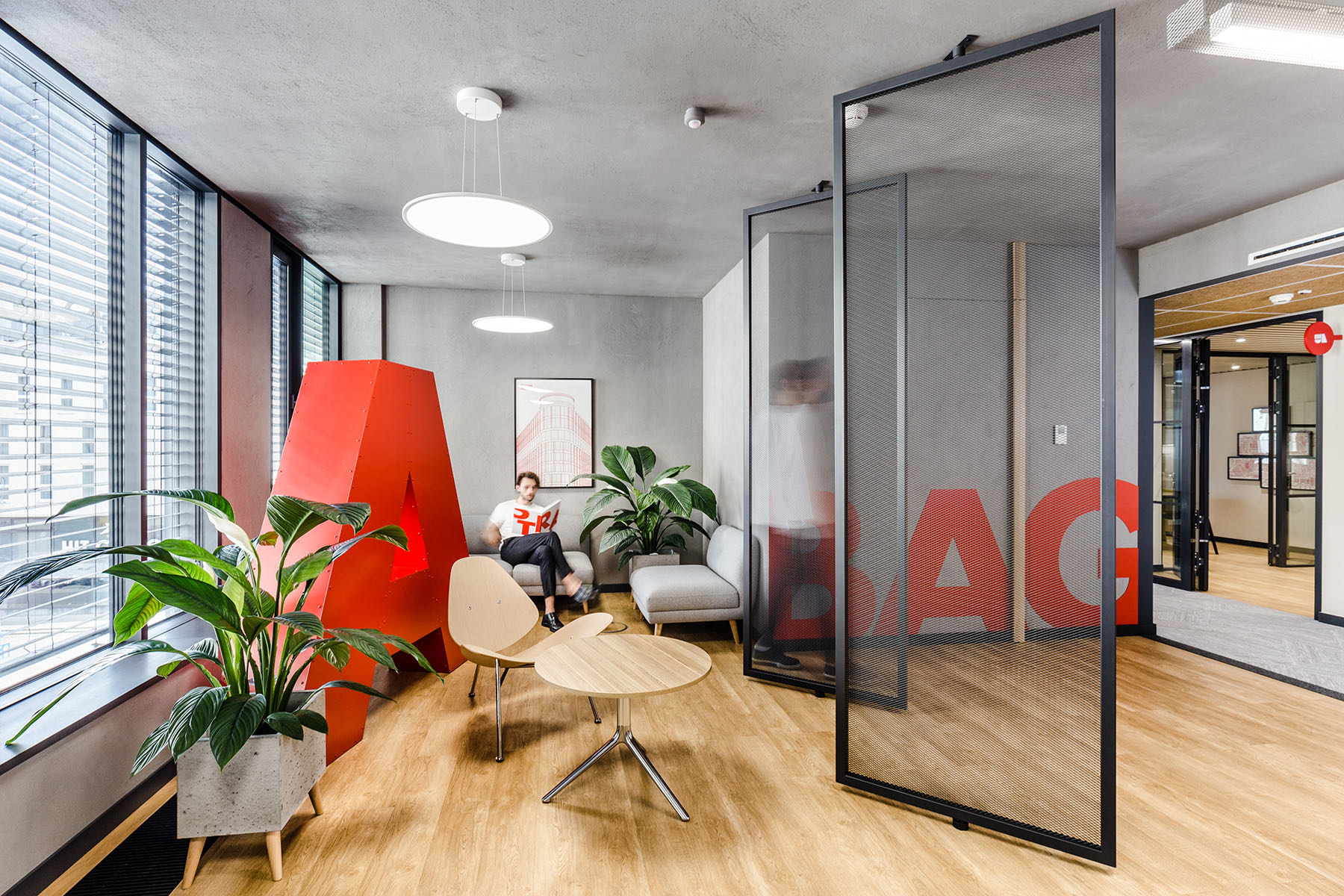 A Tour Of STRABAG's New Warsaw Office