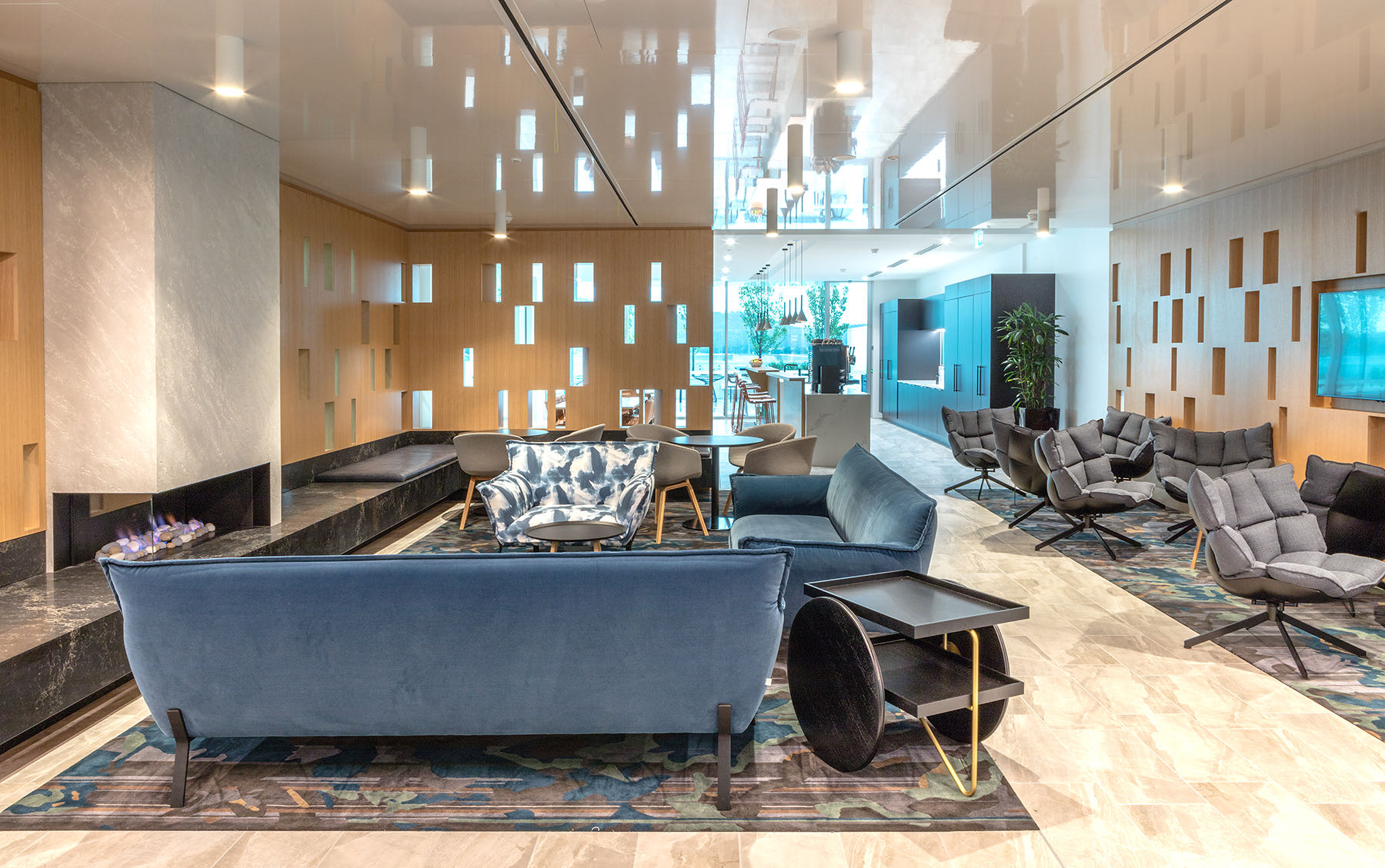 A Look Inside Airport Capital Group's New Canberra Office