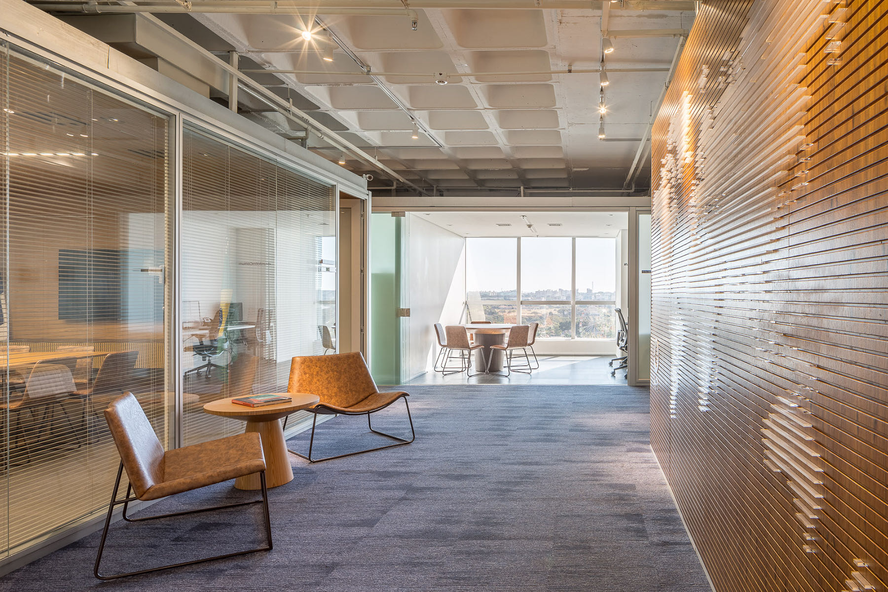 A Look Inside Private French Development Agency's Brasilia Office
