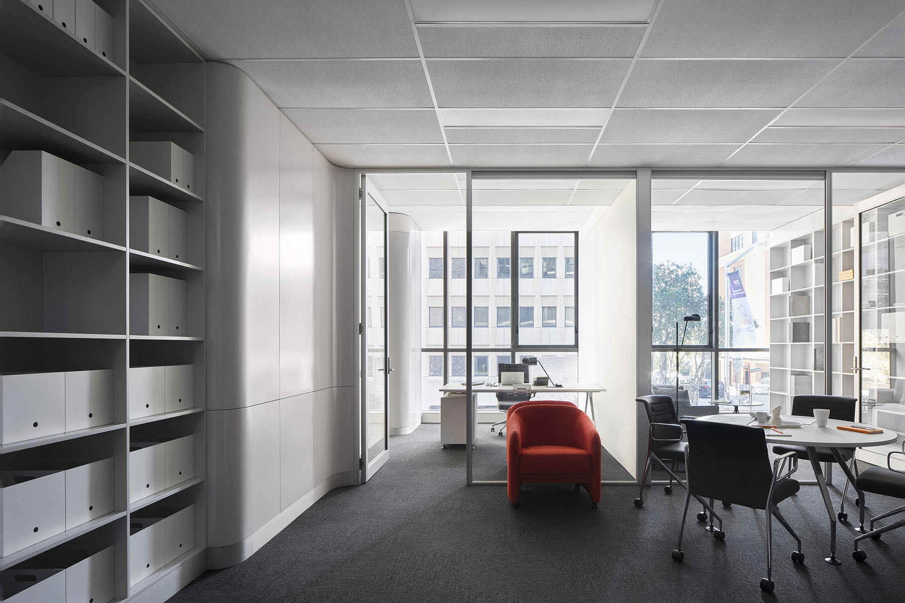 A Look Inside Intercommercial's New Sydney Office