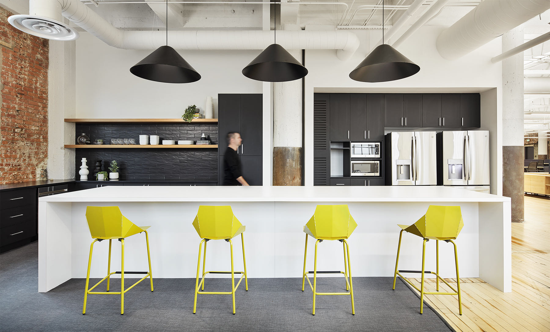 A Look Inside Loose Wiles's Office Suites In Minneapolis