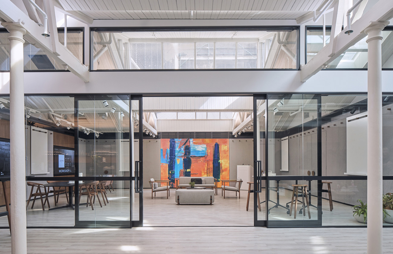 A Tour of Peace of Mind Technology's New Sydney Office