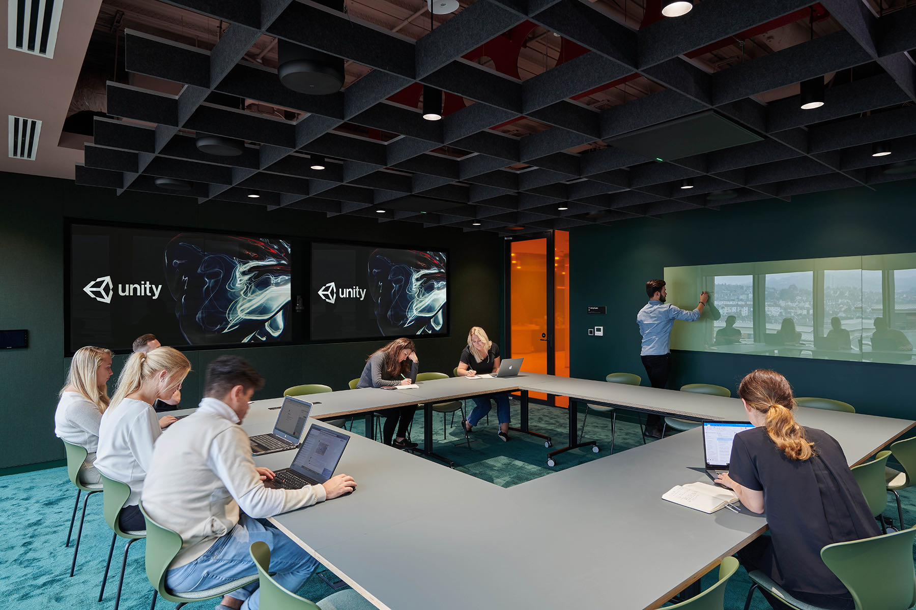 A Tour Of Unity's Cool New Brighton Office