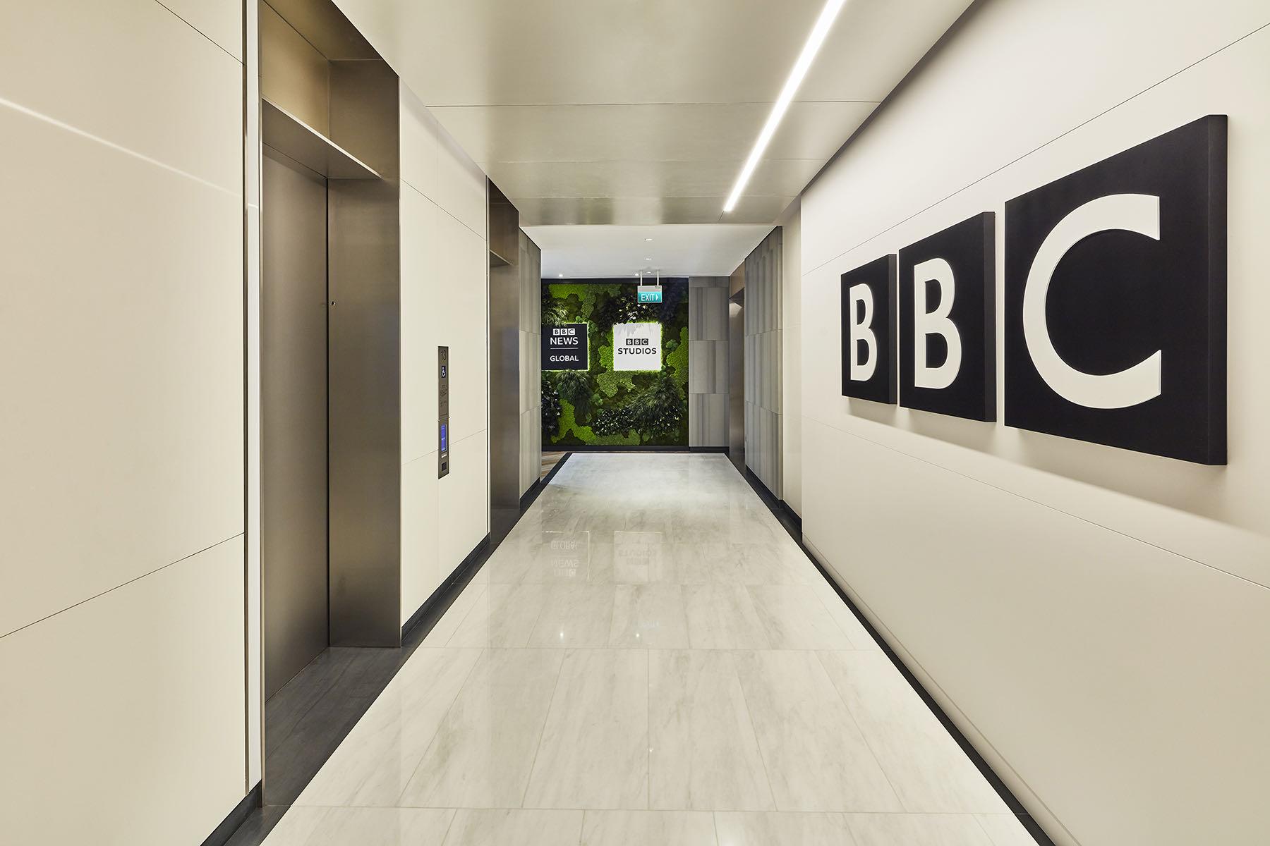 Inside BBC Studios + BBC Global News' New Singapore Office
