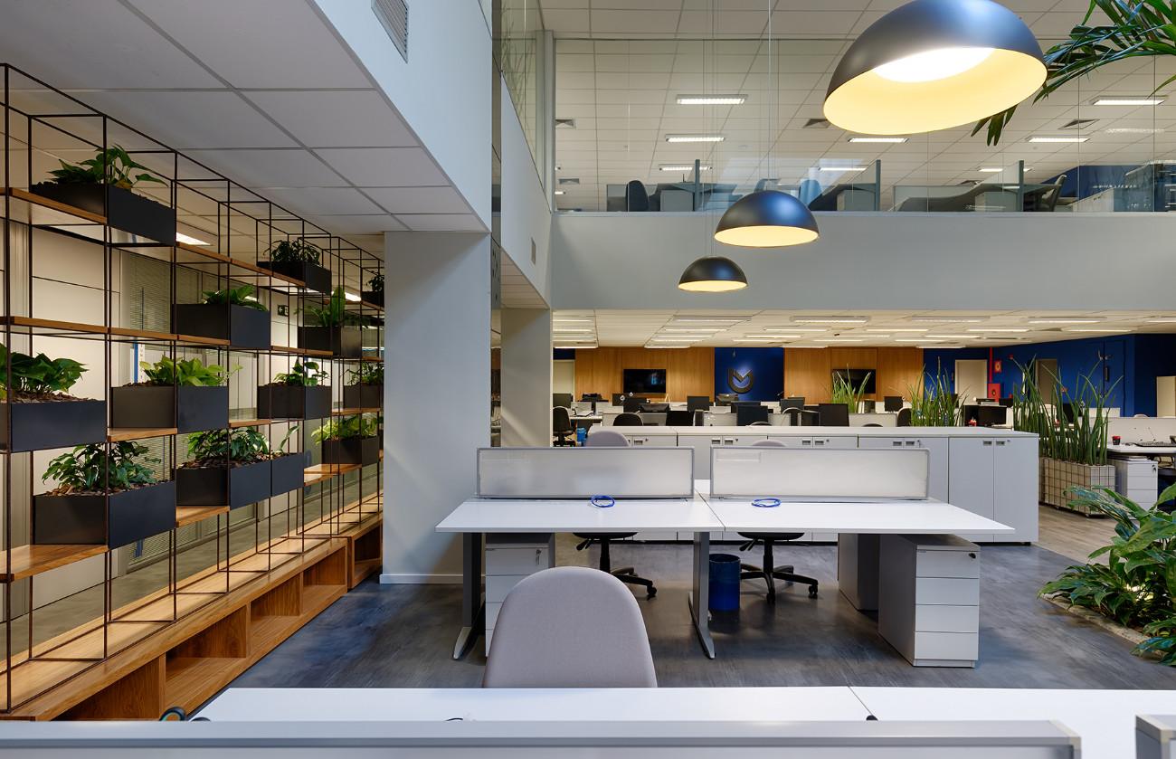 A Tour of Construtora Barbosa Mello's New Belo Horizonte Office