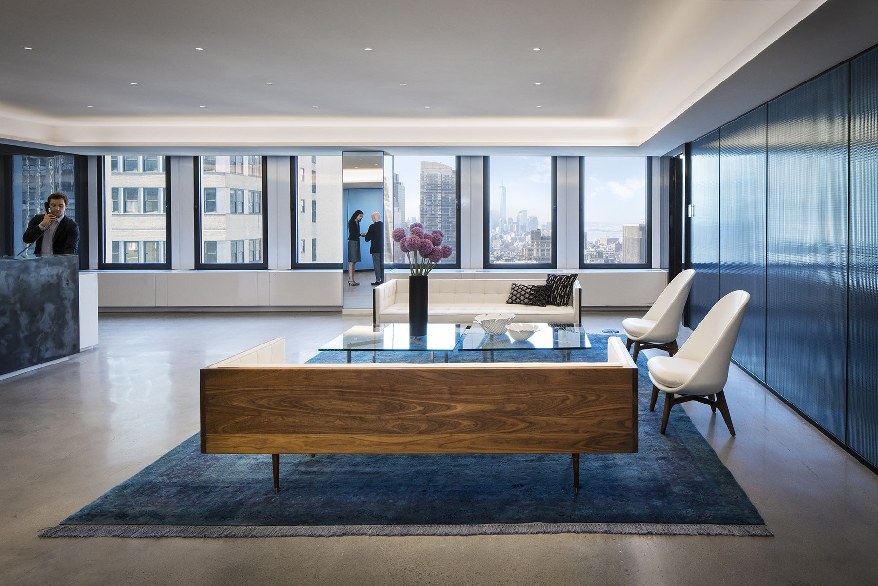 A Tour of Charles River Associates' New NYC Office