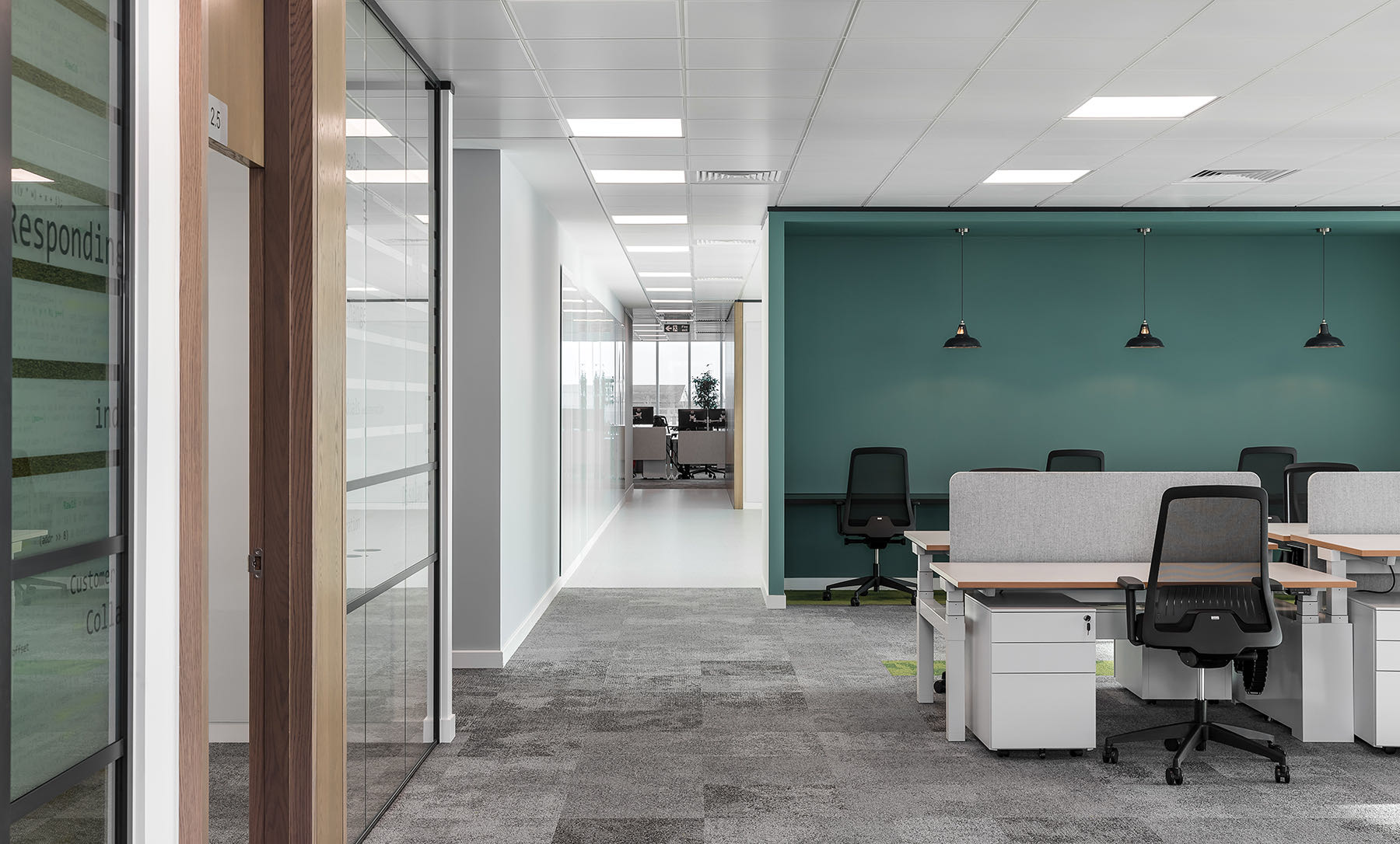 A Look Inside DisplayLink's New Cambridge Office