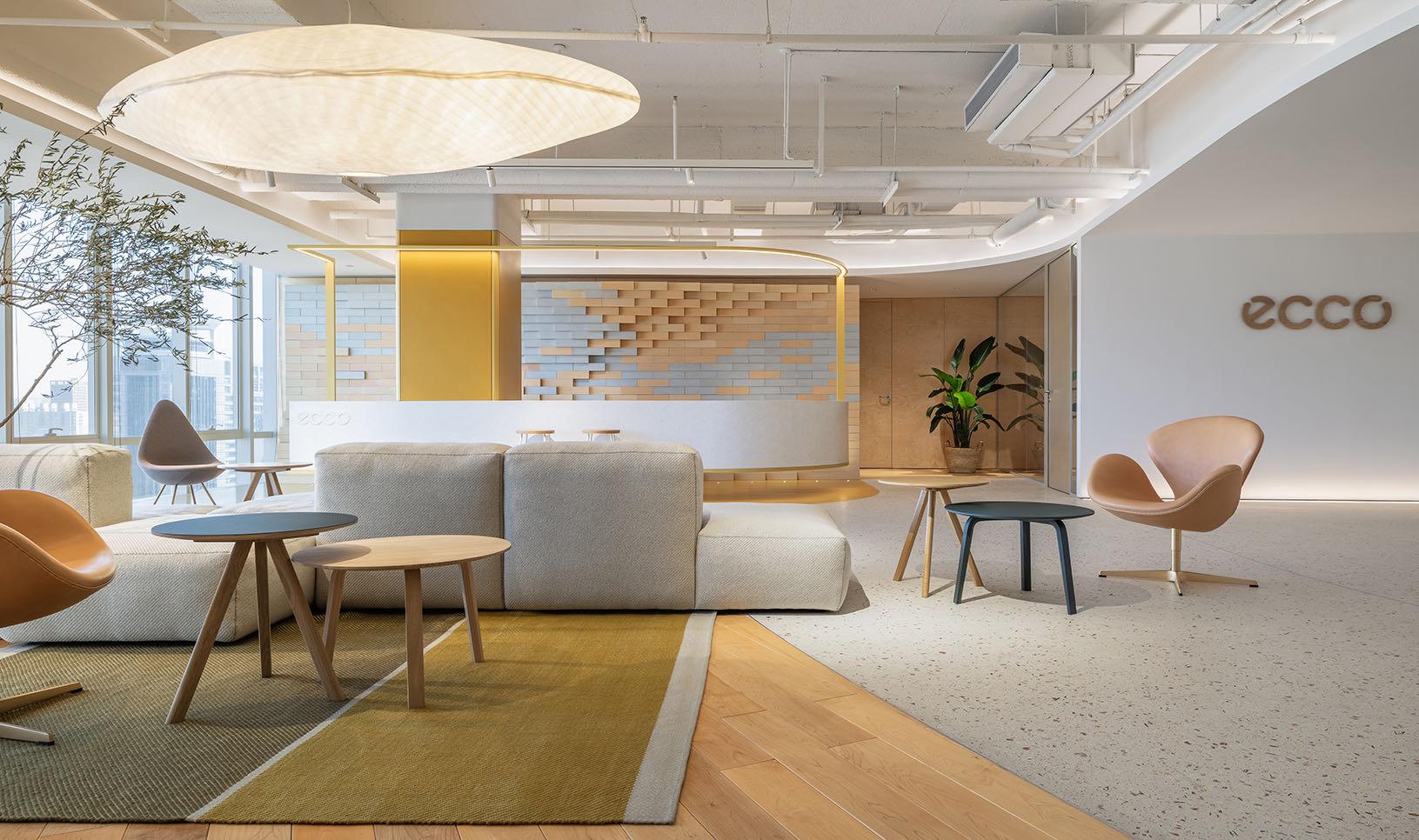A Look Inside ECCO's Sleek New Xi'an Office