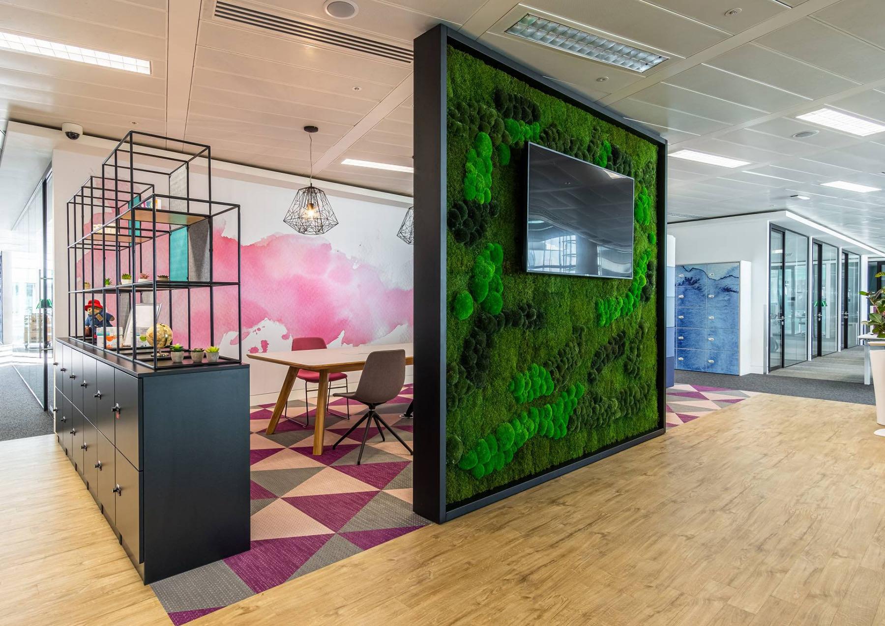 A Peek Inside Private Global Pharmaceutical Company's London Office
