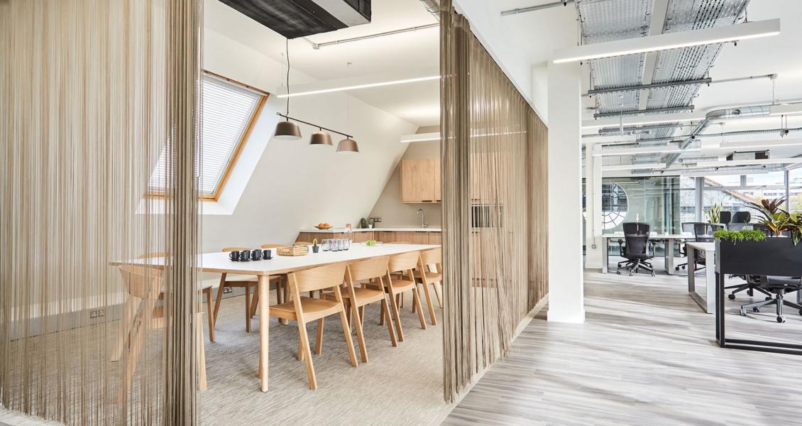 A Look Inside Lighterman House's New London Office