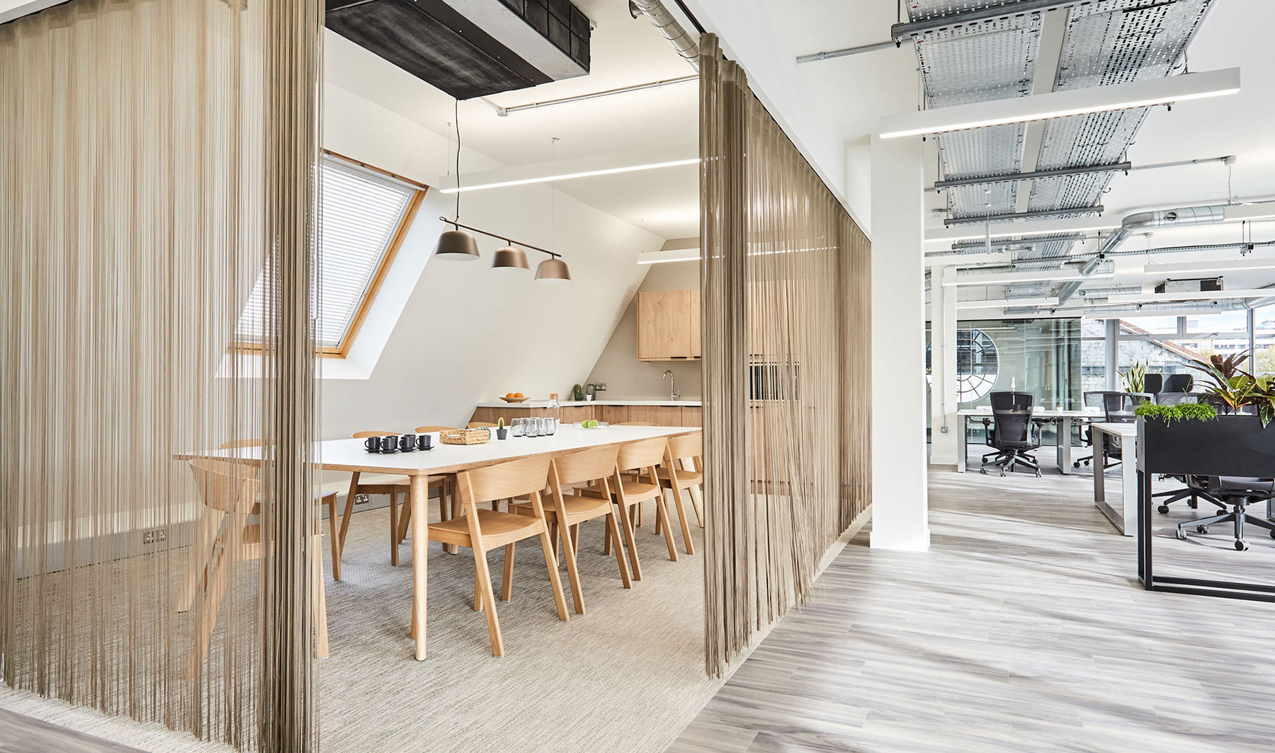 A Look Inside Lighterman House's New London Office