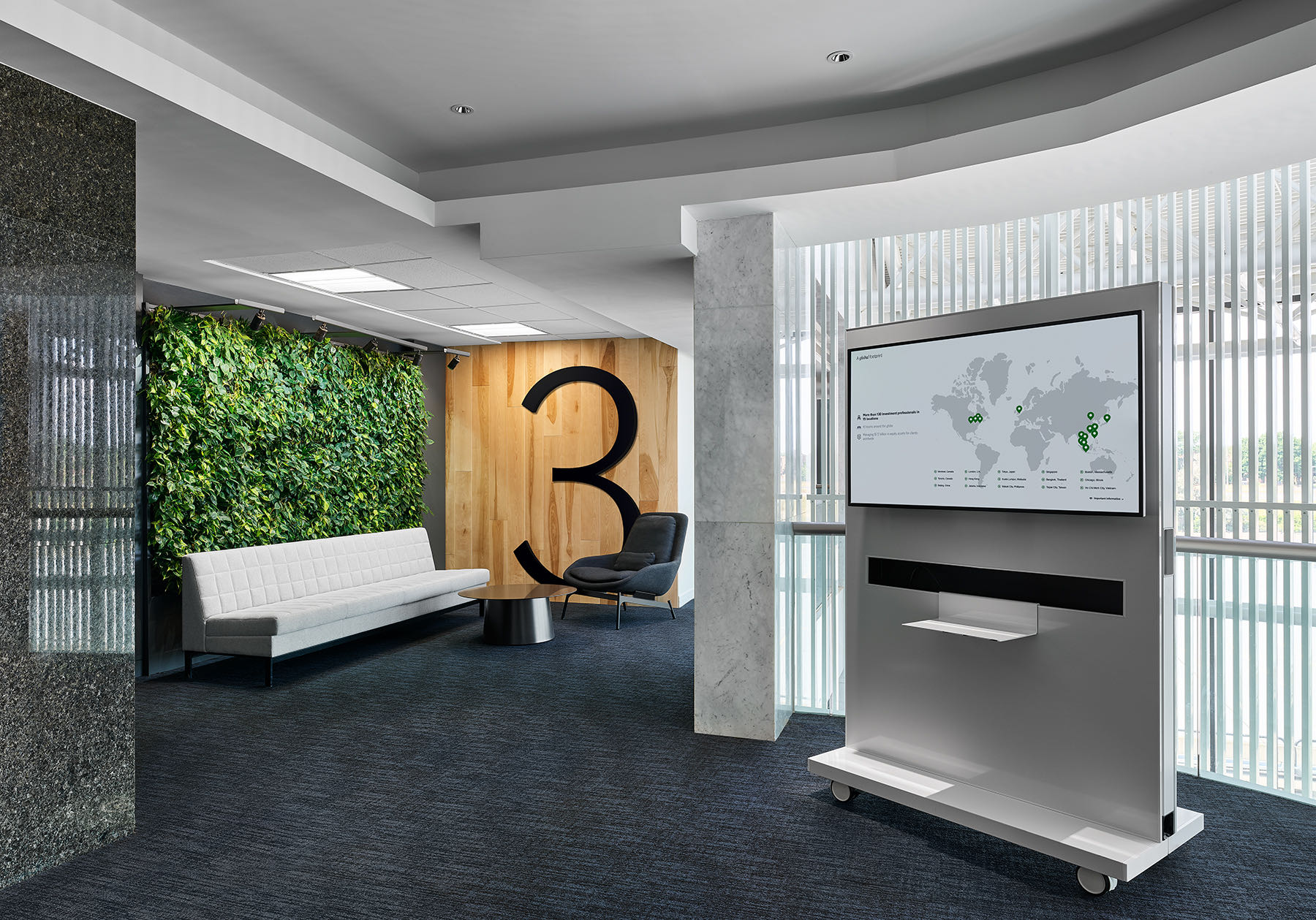 A Tour of Manulife's New Waterloo Office