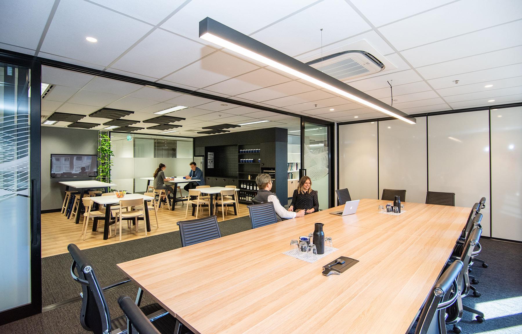 A Look Inside Robert Bird Group's New Adelaide Office