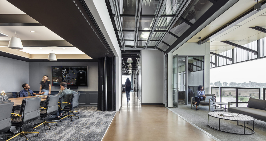 A Look Inside Video Gaming Studio's Tustin Office