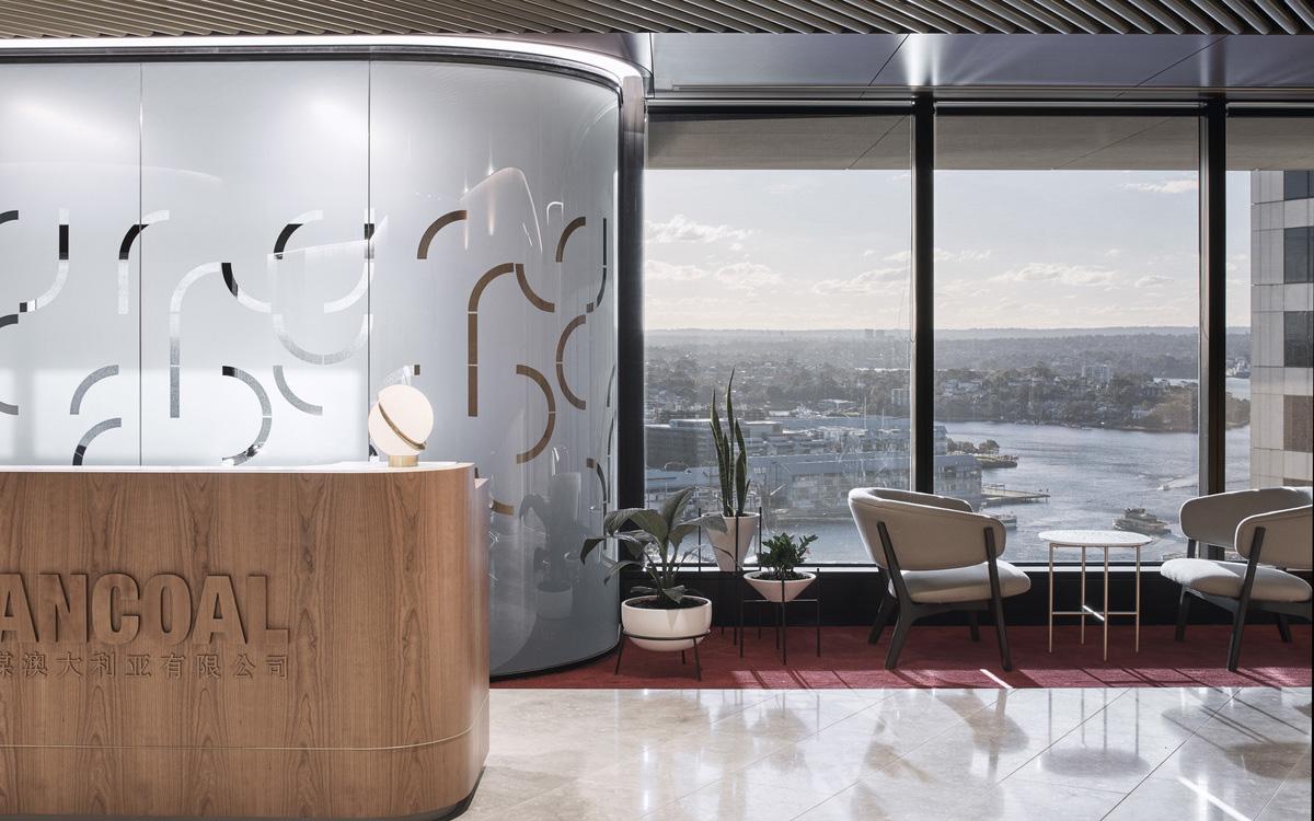 A Tour of Yancoal's New Sydney Office