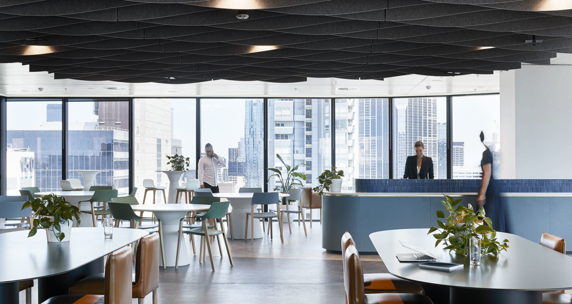 A Tour of Private Financial Company Office in Brisbane