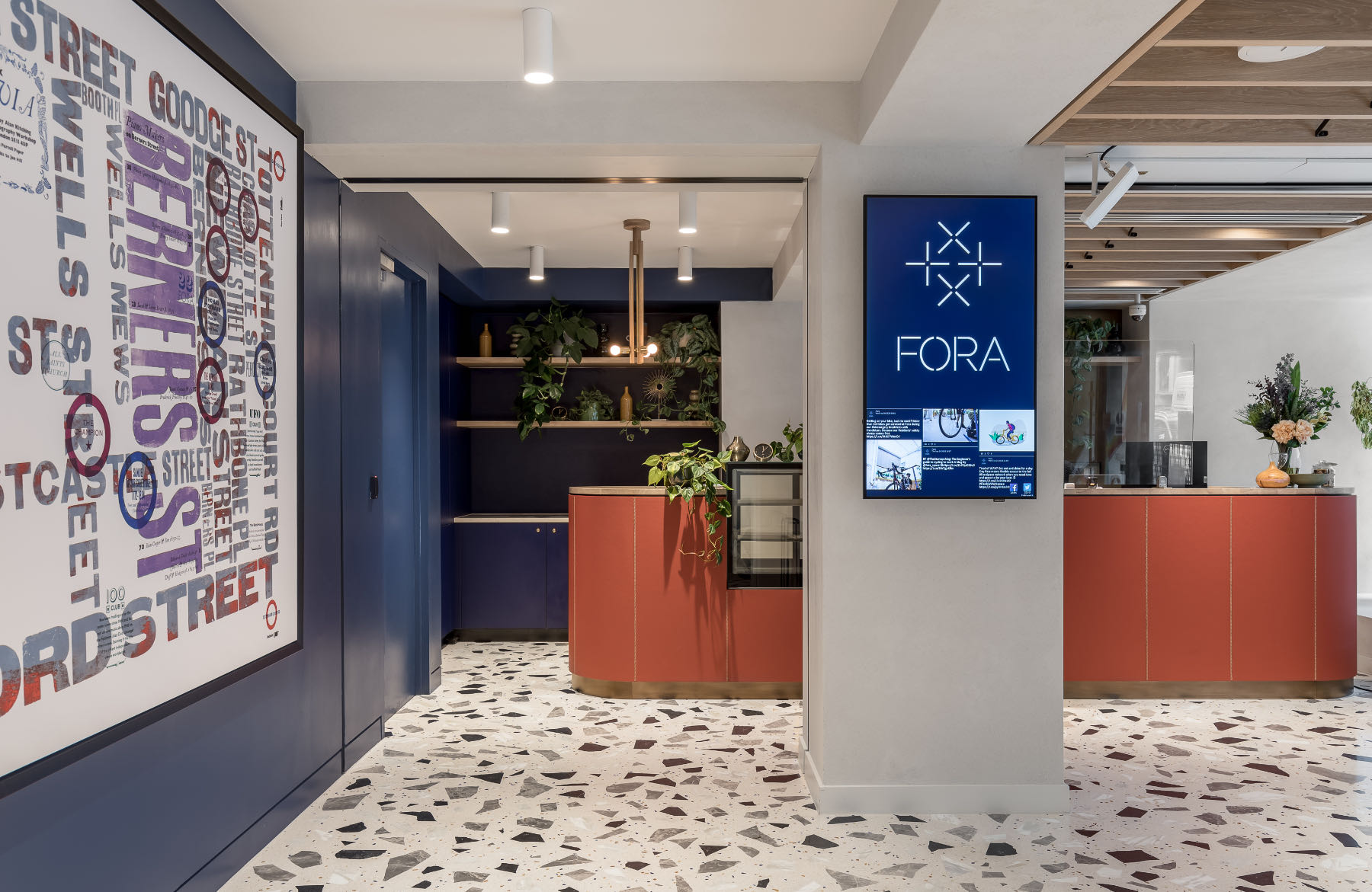 A Look Inside Fora's New London Coworking Space