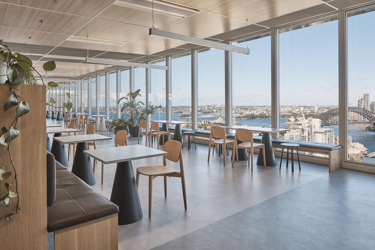 A Tour of GWA Group's Elegant Sydney Office
