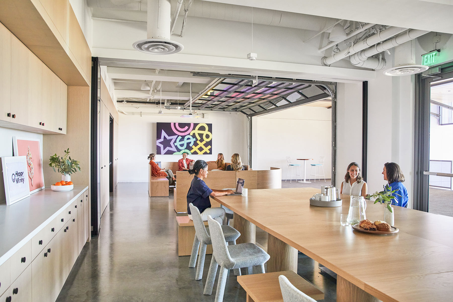 A Tour Of Happy Money's Eclectic Tustin Office