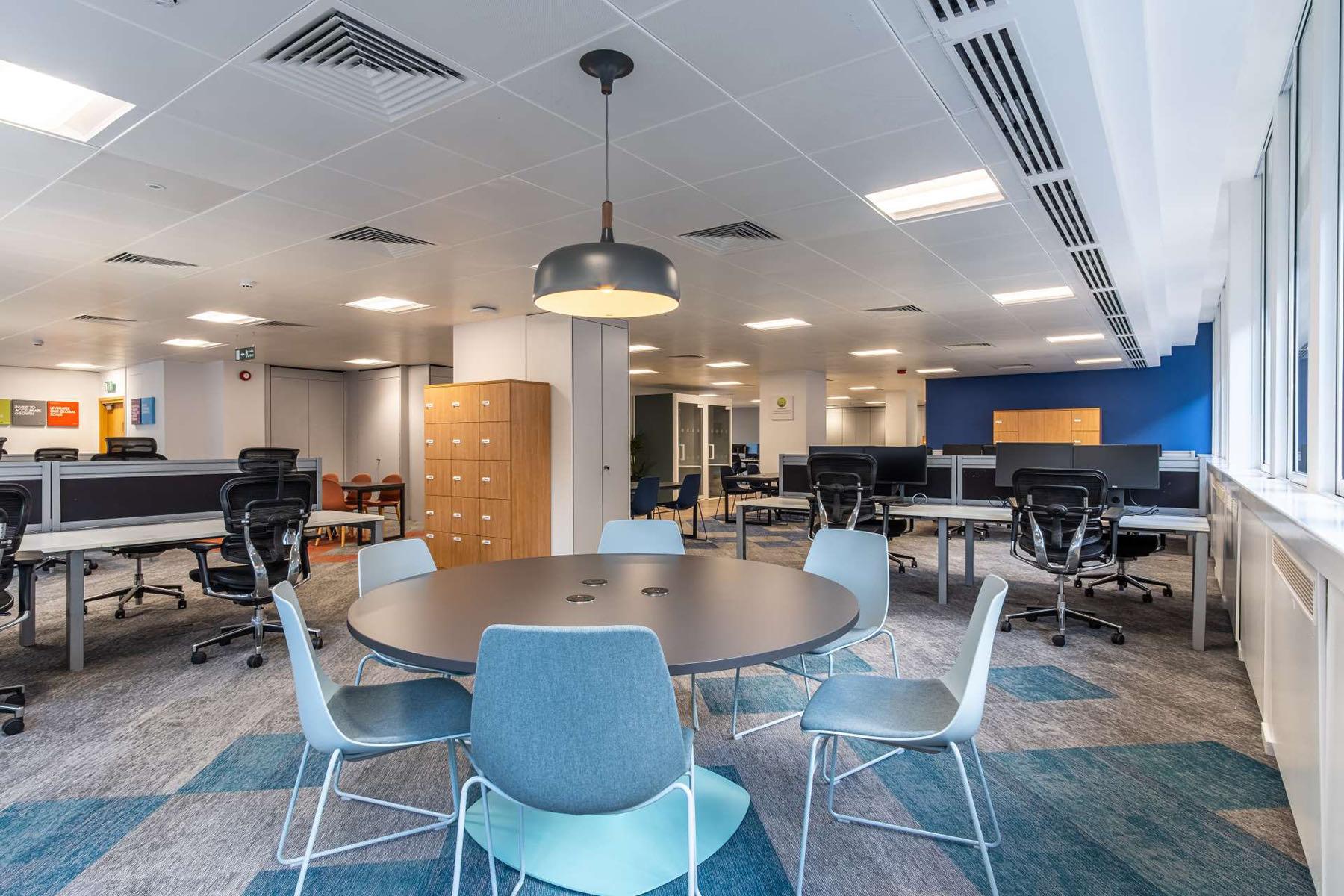 A Peek Inside Inchcape's New London Office
