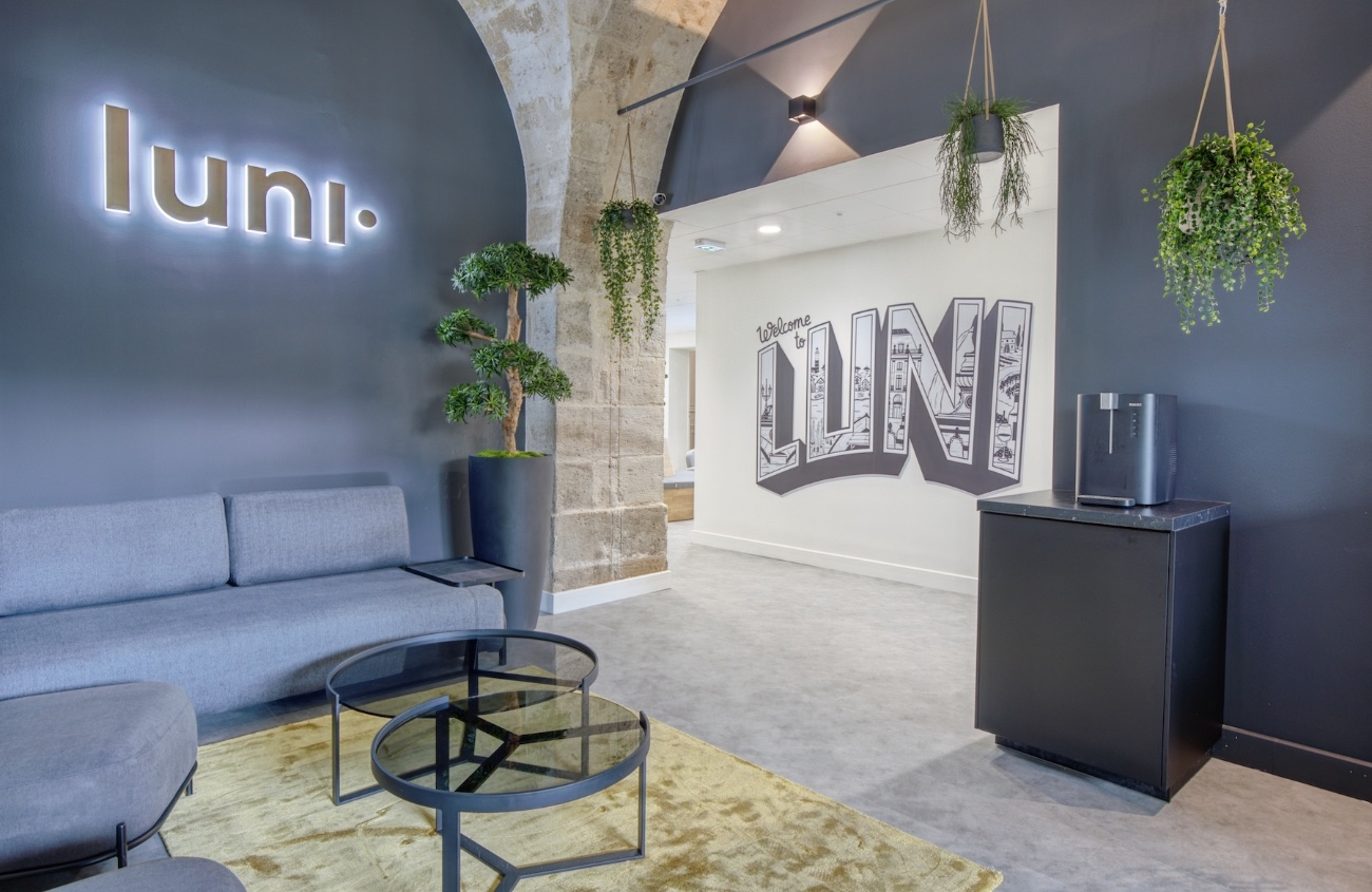 A Look Inside Luni's New Bordeaux Office