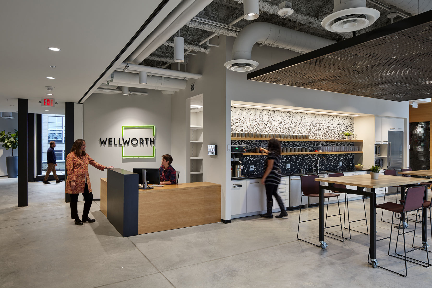 A Tour of Wellworth's Saint Paul Coworking Space