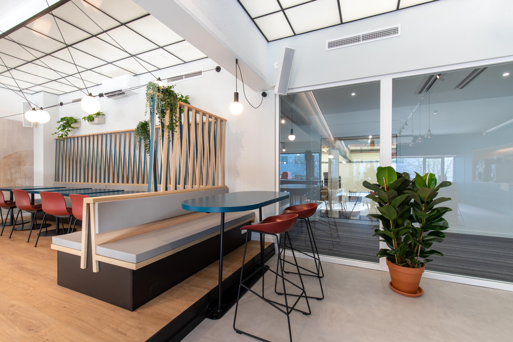 A Look Inside Bemac's New Liege Office