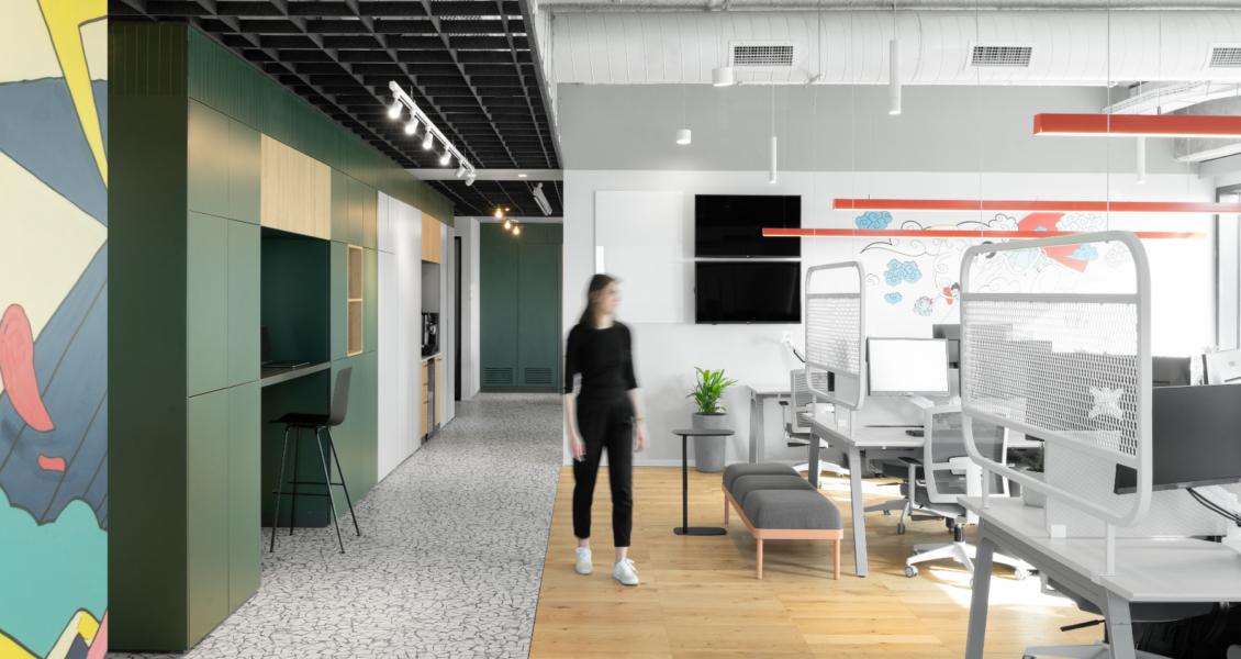 Inside Black Rabbit's New Tel Aviv Office
