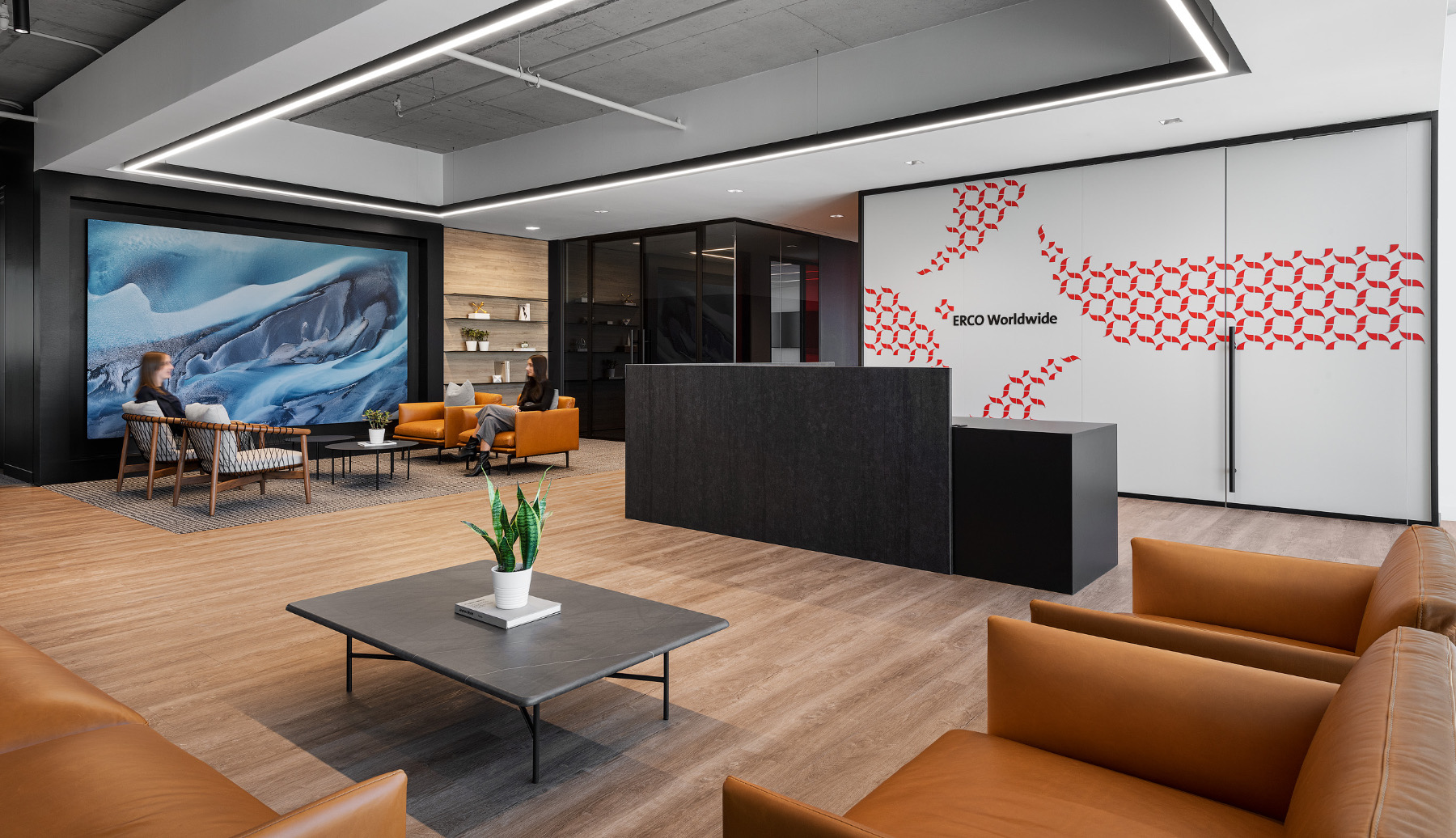 A Look Inside ERCO Worldwide's Mississauga Office