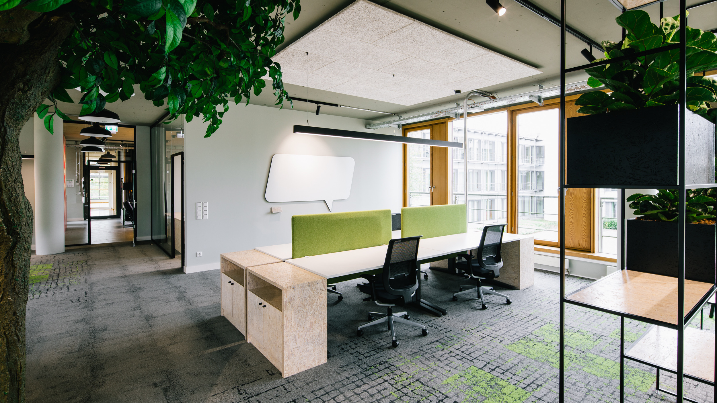A Tour Of New Work Lab's Gelsenkirchen Coworking Space