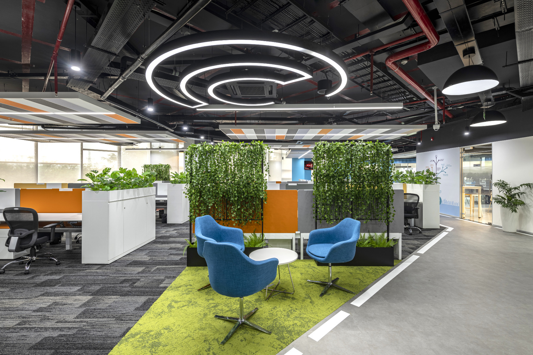 A Look Inside Vanderlande's New Pune Office