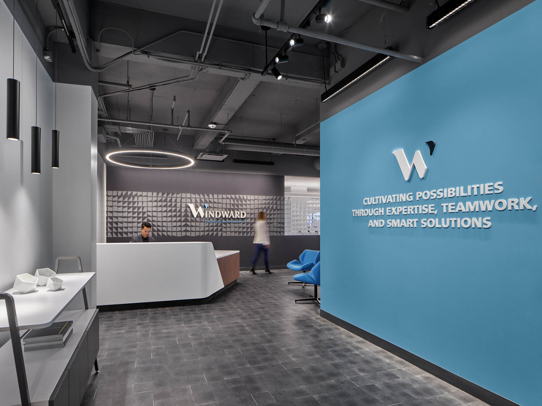 A Look Inside Windward's New Harrisburg Office