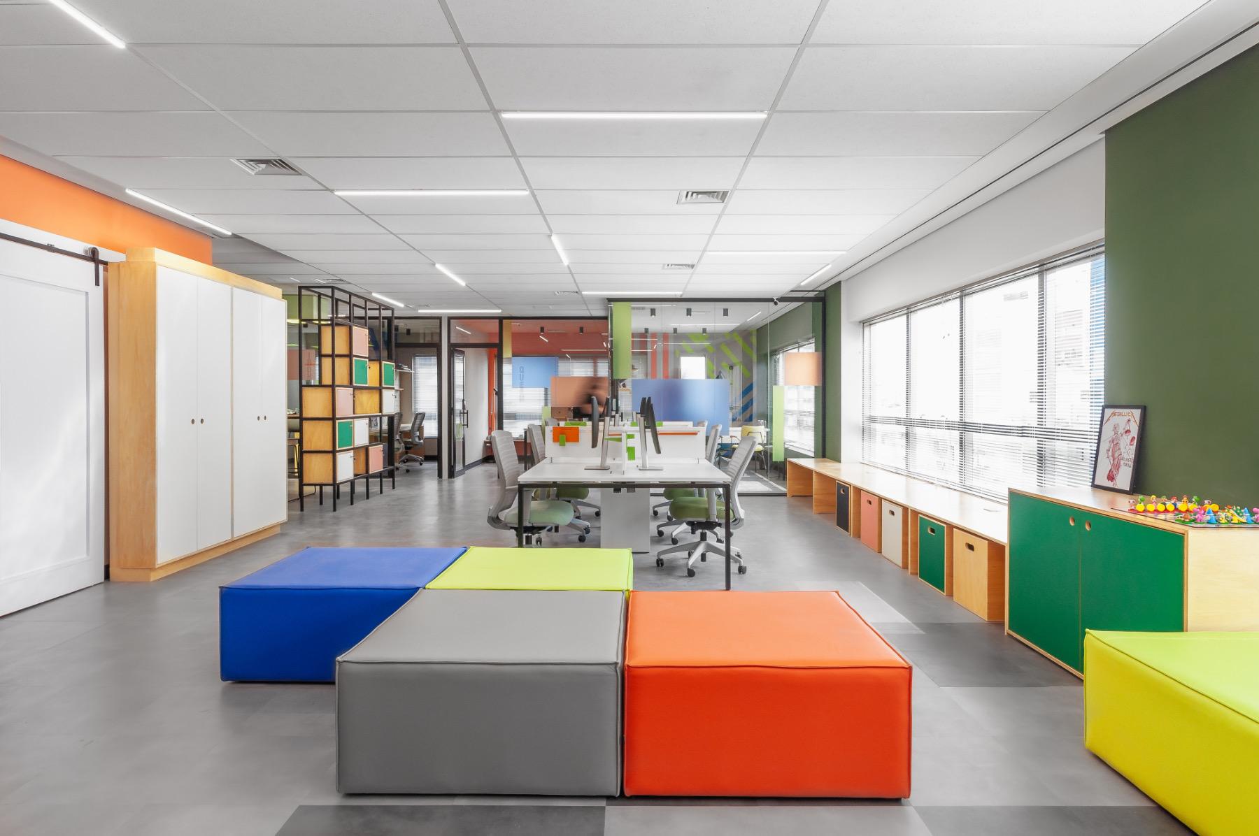 A Look Inside Leonardi Advogados's New São Paulo Office